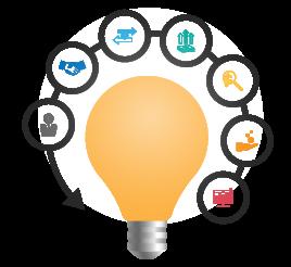 Idea Concept Lightbulb